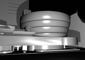 imagen Guggenheim, en Obras famosas - Proyectos