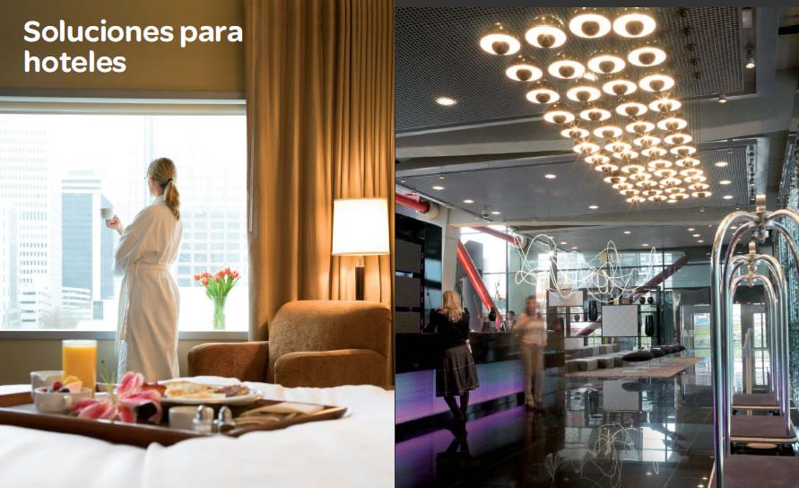 imagen Guía de soluciones de hoteles, en Monografías guías y estudios varios - Varios