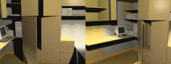imagen Habitación; escritorio; etc., en Escritorios - Muebles equipamiento