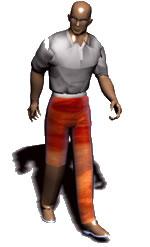 imagen Hombre, en 3d - Personas