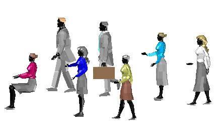 imagen Hombres en 3d, en 3d - Personas