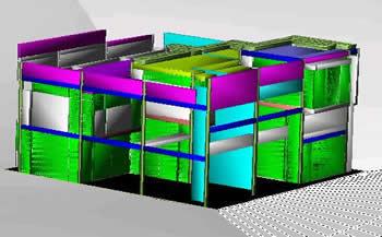 imagen Houseii 3d, en Obras famosas - Proyectos