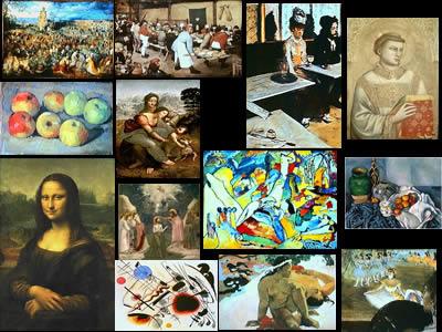 imagen Imagnes de cuadros -, en Cuadros - Texturas