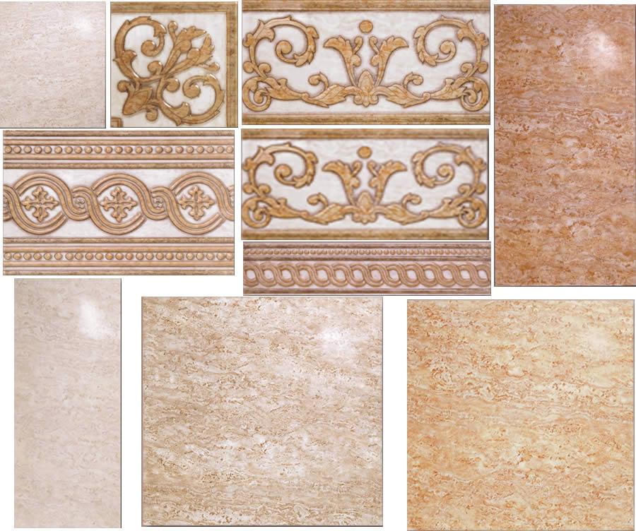 imagen Interceramic - guardas ceramicas, en Pisos varios - Texturas