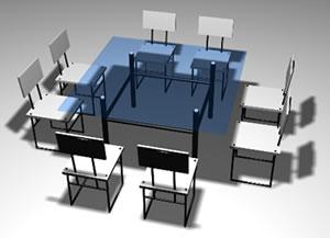 Mesas y juegos de comedor 3d archives p gina 18 de 22 - Juegos para 3 personas en casa ...
