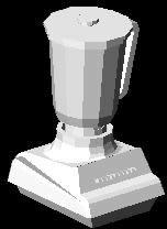 imagen Licuadora 3d, en Electrodomésticos - Muebles equipamiento