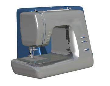 imagen Maquina de coser brother, en Electrodomésticos - Muebles equipamiento