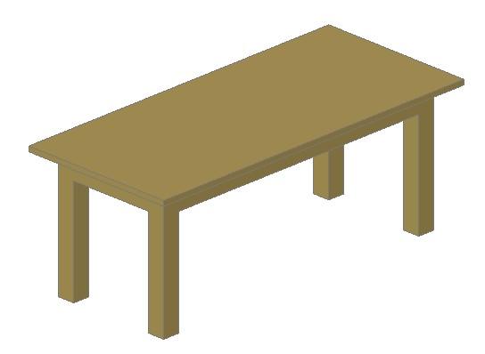 Planos de mesa 3d en mesas y juegos de comedor 3d muebles equipamiento en planospara - Mesas de dibujo ...