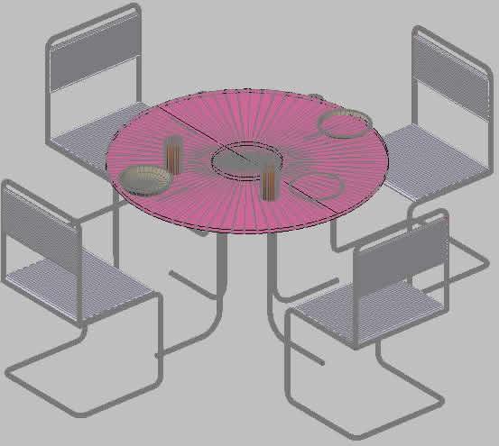 Planos de mesa de jardin 3d en mesas y juegos de comedor for Muebles de jardin mesas