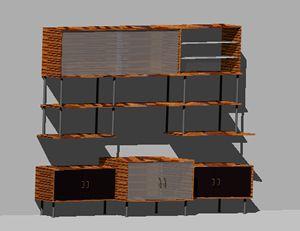 imagen Modular, en Estanterías y modulares - Muebles equipamiento
