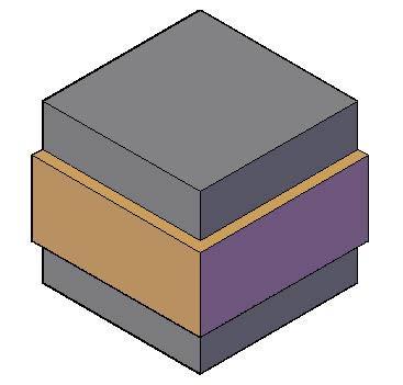 imagen Molduras 3d. platabanda, en Molduras de madera - Detalles constructivos