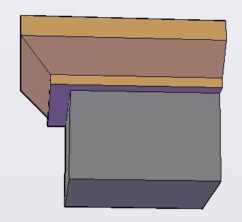 imagen Molduras: abaco y chaflan, en Molduras de madera - Detalles constructivos