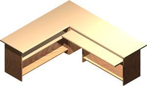 imagen Mostrador, en Escritorios - Muebles equipamiento