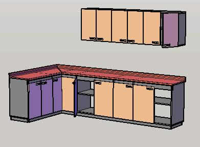 Planos de muebles de cocina como hacer muebles de cocina Planos de gabinetes de cocina gratis