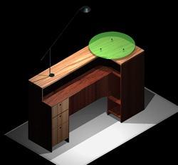 imagen Mueble computador, en Escritorios - Muebles equipamiento