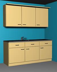 imagen Mueble de cocina, en Cocinas - Muebles equipamiento