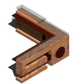 imagen Mueble de recepcion 3d, en Oficinas y laboratorios - Muebles equipamiento