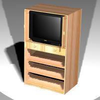 imagen Mueble tv, en Salas de estar y tv - Muebles equipamiento
