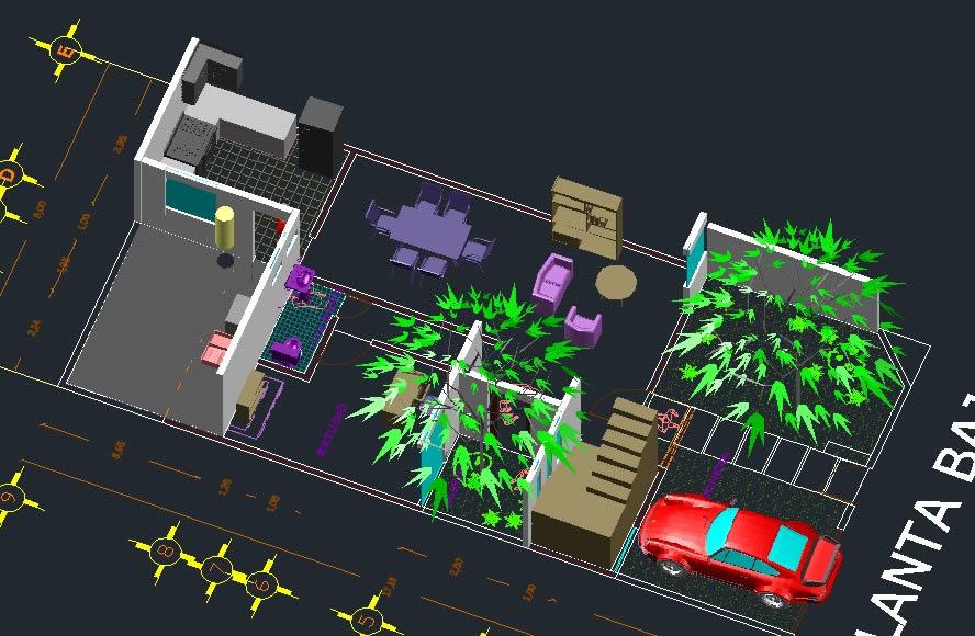 Planospara author at planos de casas planos de for 3d pool design software free download