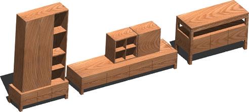 imagen Muebles, en Estanterías y modulares - Muebles equipamiento
