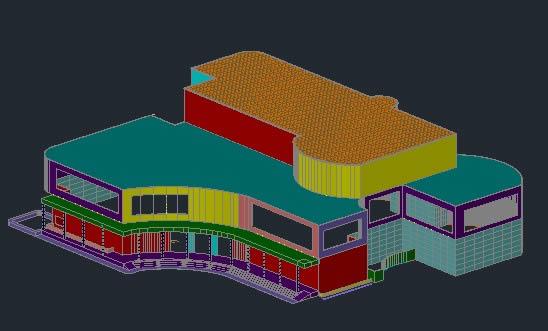 Planos de casas planos de construccion for Crear planos 3d online