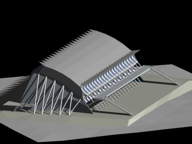imagen Museo de ciencias del principe felipe, en Obras famosas - Proyectos