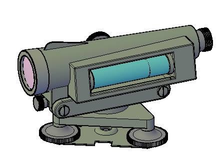 imagen Nivel optico, en Herramientas - Obradores