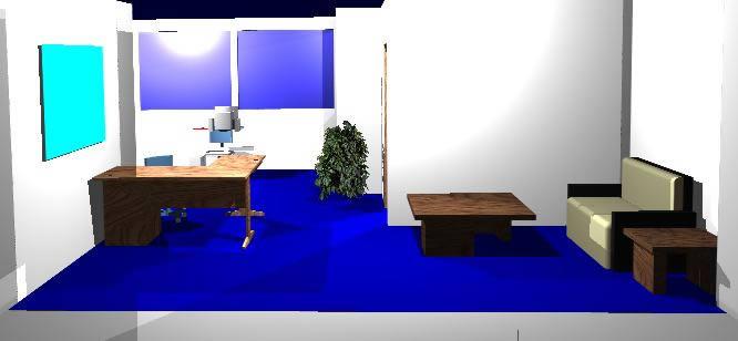 Planospara author at planos de casas planos de for Dibujo de una oficina moderna