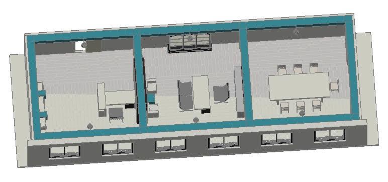 imagen Oficina, en Oficinas bancos y administración - Proyectos