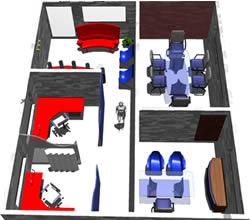 Oficinas bancos y administraci n archives p gina 4 de 26 for Planos de oficinas administrativas