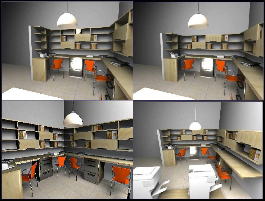 Oficinas bancos y administraci n archives p gina 6 de 26 for Oficinas modernas planos