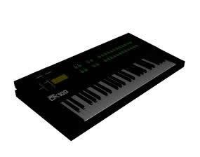 imagen Organo 3d, en Instrumentos musicales - Muebles equipamiento