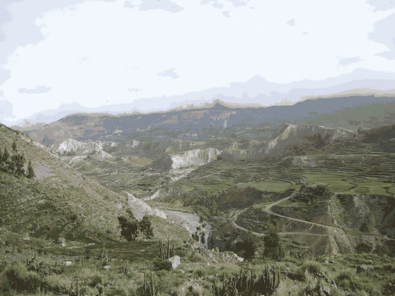 imagen Paisaje, en Cielos - Objetos paisajísticos