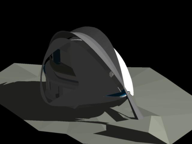 imagen Palacio de las artes de la reyna sofia 3d, en Auditorios cines - Proyectos