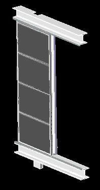 imagen Panel de cerramiento, en Parasoles celosías y toldos - Aberturas