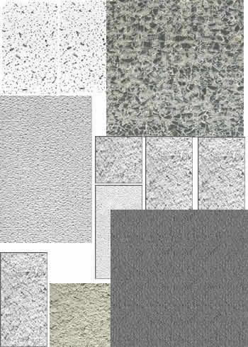 imagen Paquete de texturas de concreto, en Hormigón - mapas de bits - Texturas