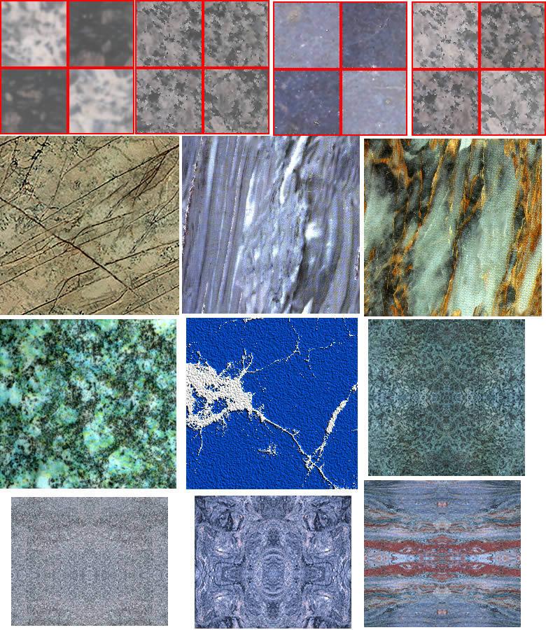 imagen Pavimentos, en Pisos varios - Texturas