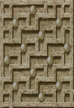 imagen Piedra bajo relieve, en Hormigón - mapas de bits - Texturas