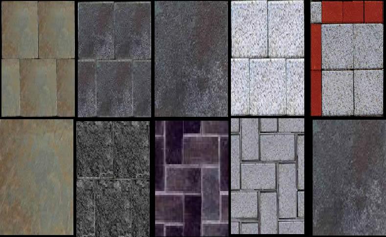 Piedras para revestimiento en piedra texturas en planospara - Revestimiento de piedras ...