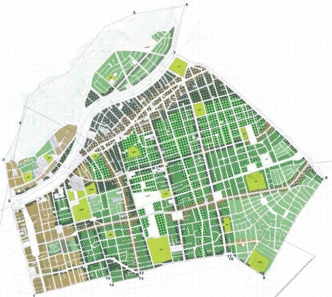imagen Plan regulador comuna de providencia, en Chile - Diseño urbano
