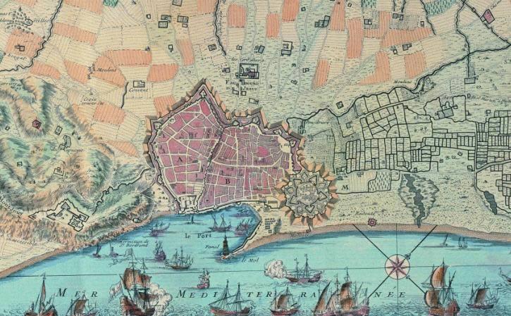 imagen Planos historicos barcelona, en Mapas - Varios