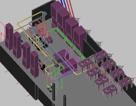 imagen Plantas de procesamiento de gas natural, en Gas y combustibles - Infraestructura