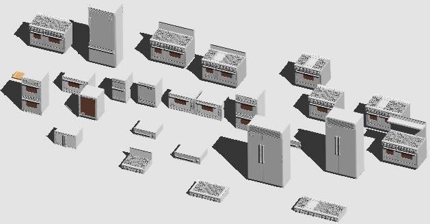 Cocinas archives p gina 20 de 27 planos de casas for Planos de cocinas 3d