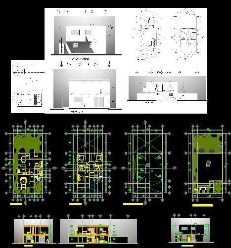 imagen Prototipo de vivienda para fraccionamiento y lotificación, en Vivienda unifamiliar - Proyectos