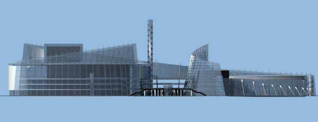 imagen Proyecto 3d shopping mall centro comercial, en Centros comerciales supermercados y tiendas - Proyectos