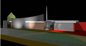 imagen Proyecto de fachada 3d, en Oficinas bancos y administración - Proyectos