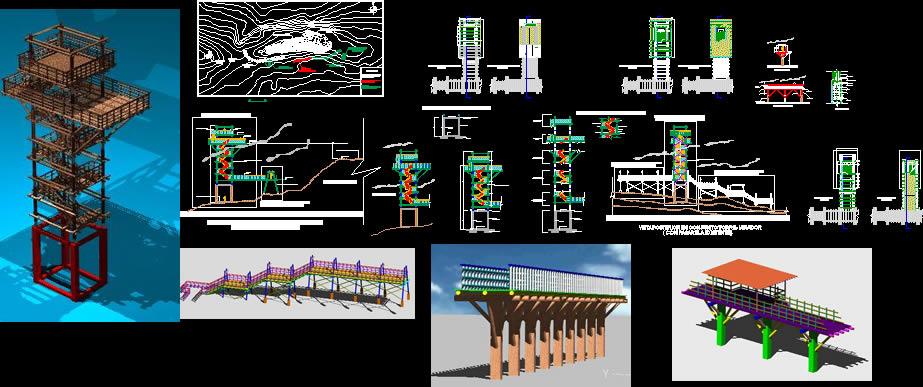 imagen Proyecto el fuerte de samaipata, en Centros y parques recreativos - Proyectos