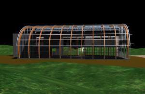 imagen Proyecto en alemania hause des waldes, en Arq. bioclimática - Proyectos