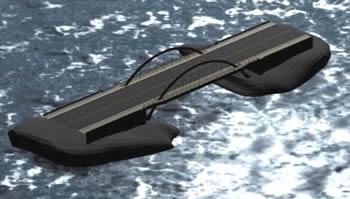 imagen Puente carretero 3d, en Puentes - Obras viales - diques