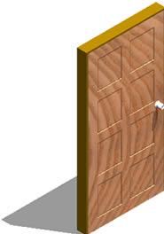 Planos de puerta de madera 3d en puertas 3d aberturas for Porte 3d dwg